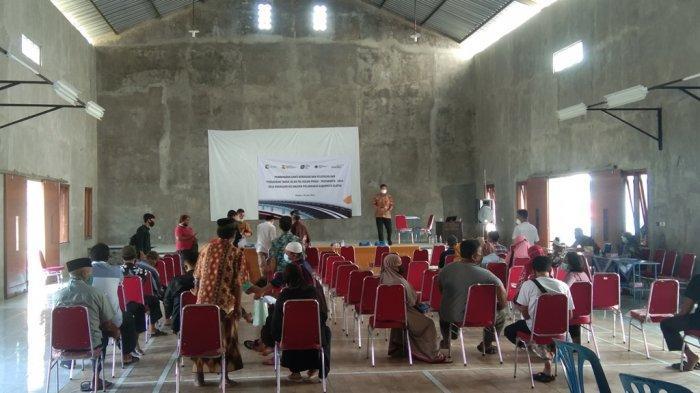 UPDATE Tol Yogyakarta-Solo, Rp78,7 Miliar Guyur Pemilik 116 Bidang Tanah di Kranggan Klaten