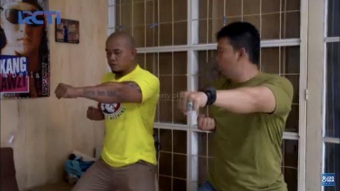 Fakta Uhen dan Kun di Kehidupan Nyata, Anak Buah Kang Darman yang Berbadan Kekar