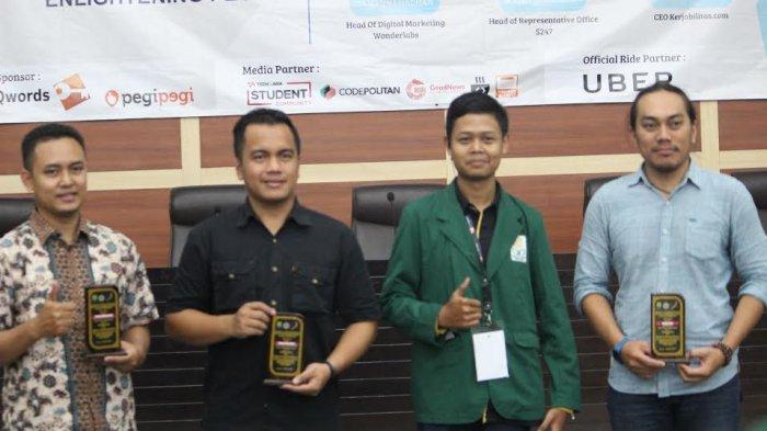 """""""Smart Solution – Enlightening People"""" Bekali Mahasiswa Jadi Ahli TI Siap Pakai"""
