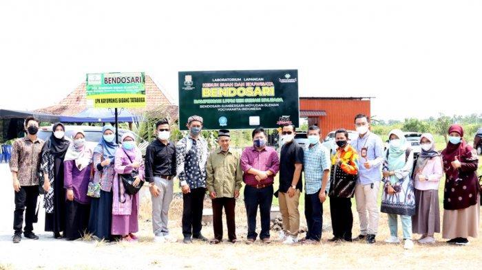UIN Sunan Kalijaga Resmikan Program Kemitraan Pengembangan Kebun Eduwisata Bendosari