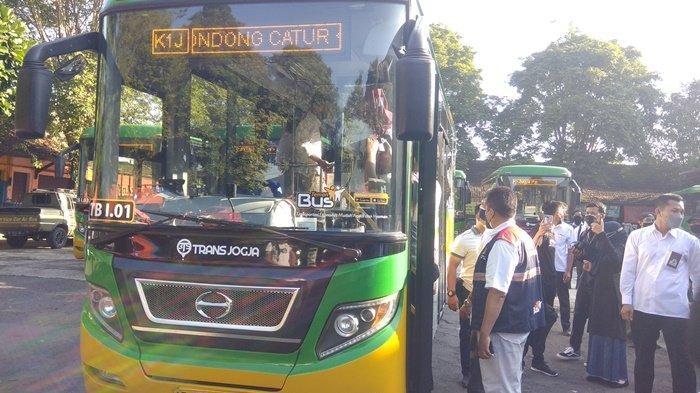 Dinas Perhubungan DIY Gagas Rute Baru Bus Trans Jogja Menuju Kaliurang