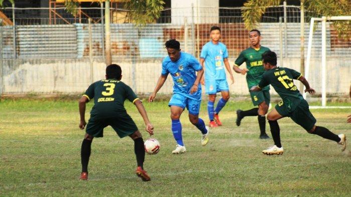 PSIM Yogyakarta Menang 6-0 di Laga Uji Tanding Perdana