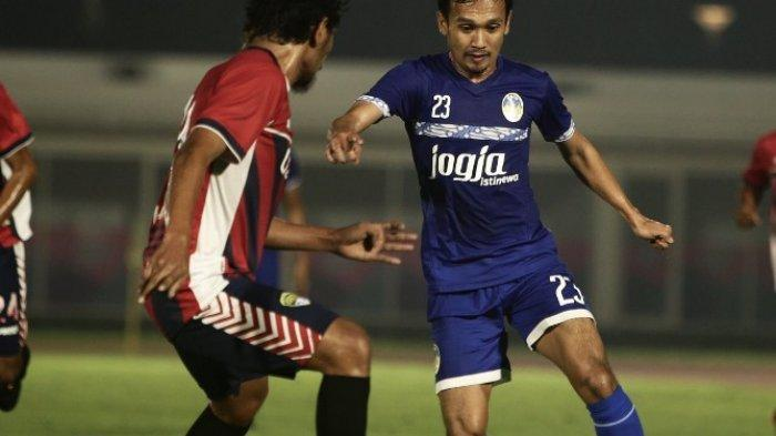 Ujicoba Lawan Cilegon United, Gonzales Bawa PSIM Menang Tipis 2-1