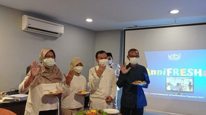Perayaan HUT ke-5 Unisia Syariah Hotel Yogyakarta Digelar Sederhana dan Khidmat