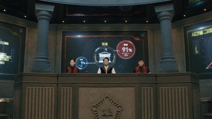 Drama Korea The Devil Judge