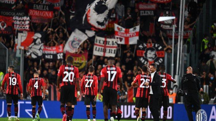 JUVENTUS Masuk Zona Degradasi, Ultras Milan: Anda Akan Kembali ke Serie B