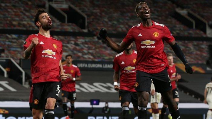 Manchester United 6-2 AS Roma, Ini Komentar Solskjaer dan Paulo Fonseca