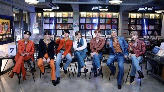 Rahasia Kunci Kesuksesan BTS dan Targetnya di Tahun 2020
