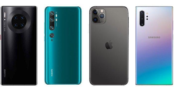 UPDATE Daftar Harga Terbaru HP Ram 6GB 8GB & 12GB: Paling Murah Redmi Note8, Vivo Y50, Realme X2 Pro