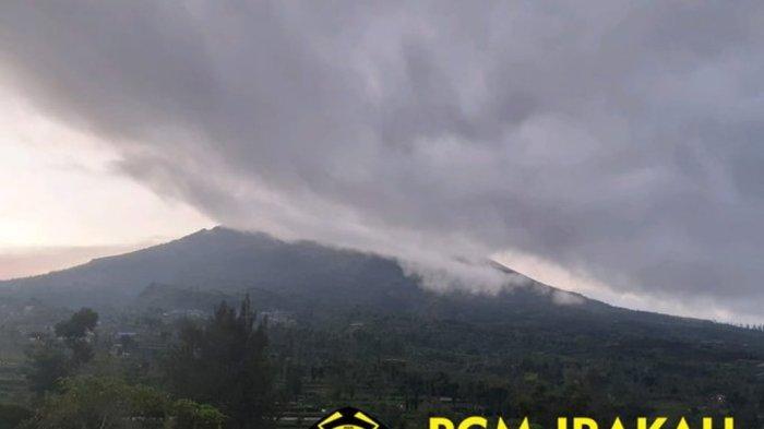 Update Gunung Merapi 11 Oktober 2021, Terjadi 6 Kali Guguran Lava Pijar ke Barat Daya Pagi Ini