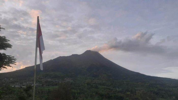 Update Gunung Merapi 17 September 2021, Guguran Lava Pijar Meluncur 11 Kali Pagi Ini