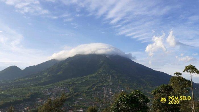 Gunung Merapi Via PGM Selo.