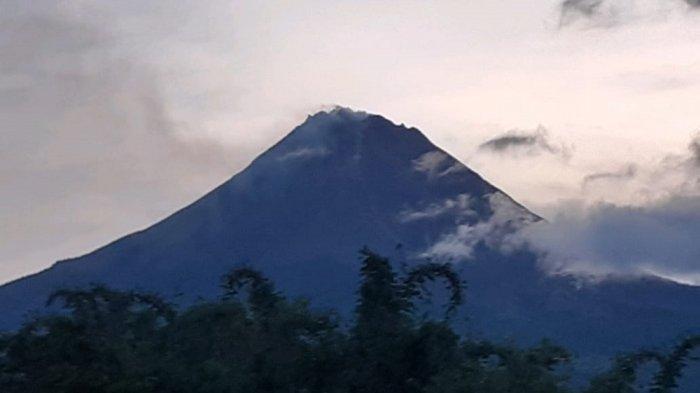 UPDATE Gunung Merapi Pagi Ini Senin 29 Maret 2021, Terjadi 9 Kali Guguran Lava Pijar dalam 6 Jam