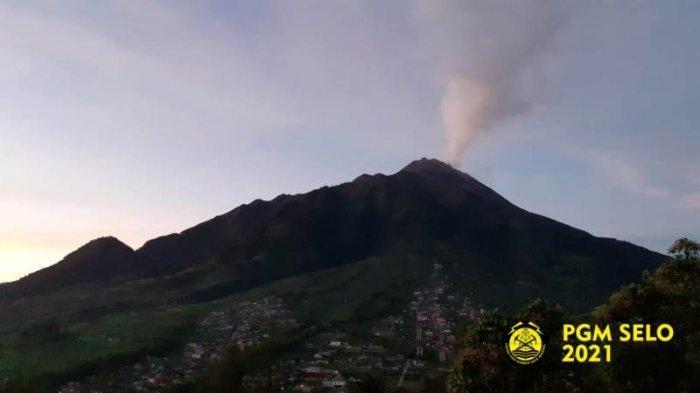 Update Gunung Merapi:6 Jam Terakhir, Terjadi 13 Kali Guguran Lava Pijar, Jarak Luncur Maksimal 1 Km