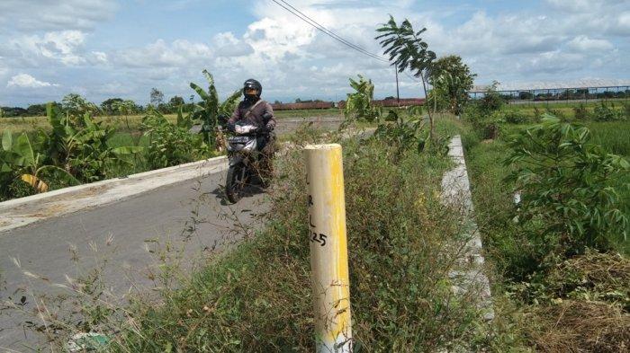 UPDATE Jalan Tol Yogyakarta-Solo di Klaten, Sudah 496 Bidang Tanah Dibayarkan, Nilainya Rp437 Miliar