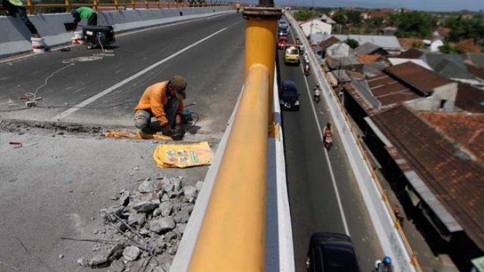 Kontruksi Jalan Tol Yogyakarta-Bawen di Wilayah Sleman Sebagian Besar Melayang