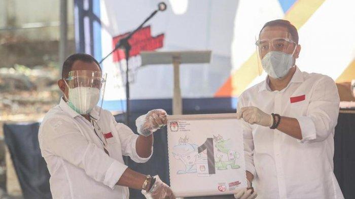 UPDATE Rekapitulasi Suara Pilkada Kota Surabaya, Eri Cahyadi-Armuji Ungguli Machfud Arifin-Mujiaman