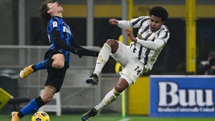 Update Rumor Transfer Inter Milan: MU, Liverpool, Arsenal Minat Boyong Gelandang Terbaik Nerazzurri