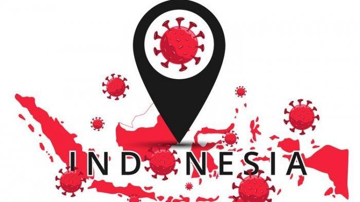 Bertambah 26.415 Kasus, Berikut PETA SEBARAN COVID-19 di Indonesia Hari Ini Minggu 8 Agustus 2021