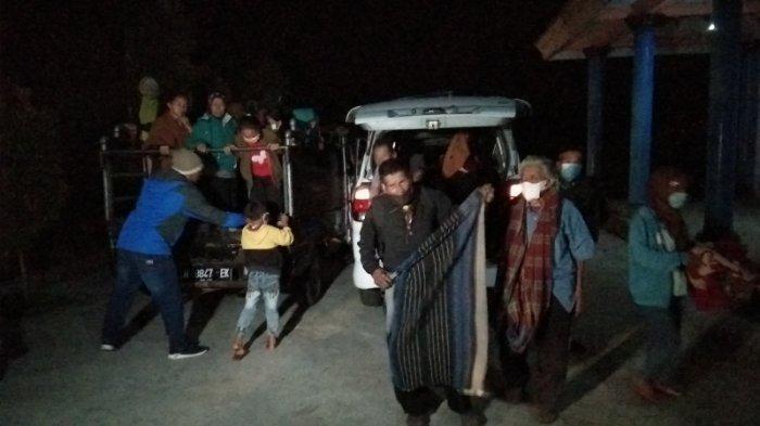 UPDATE Siaga Merapi, Pemdes Tegalmulyo Klaten Siapkan 4 Titik Pengungsian, Mampu Tampung 500 Orang