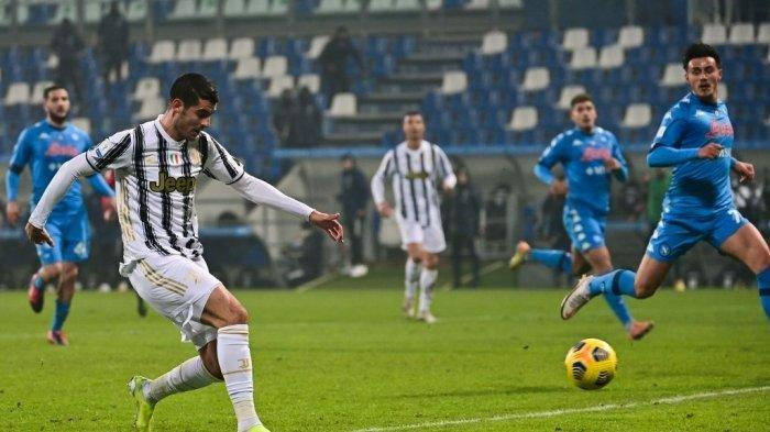 Update Skuad Napoli vs Juventus: Kaio Jorge, Ramsey, Chiesa Cedera - Liga Italia Live di beIN SPORTS