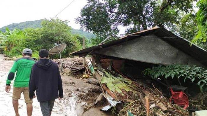 UPDATE Terbaru Data Korban Banjir Bandang NTT, 138 Orang Tewas, Puluhan Dinyatakan Hilang