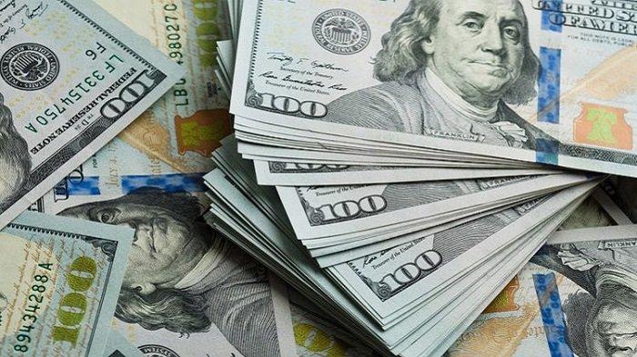ILUSTRASI - dollar AS