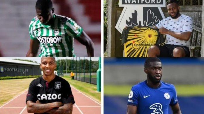 Update Transfer Pemain Liga Inggris Terbaru: Chelsea MU Wolves Watford Libatkan Inter dan AC Milan