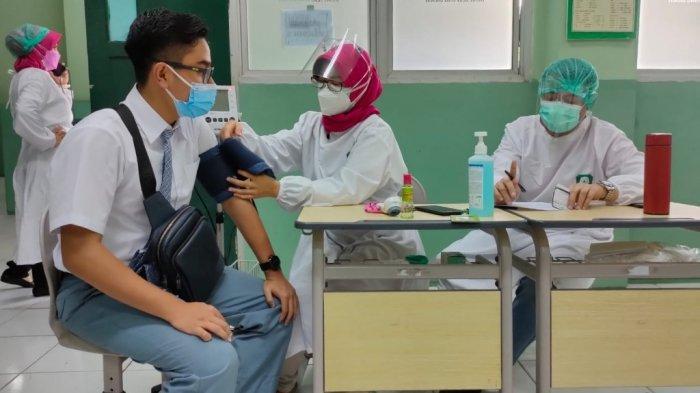 Usia Anak Semakin Rawan Terpapar Covid-19, BIN Gencarkan Vaksinasi Pelajar