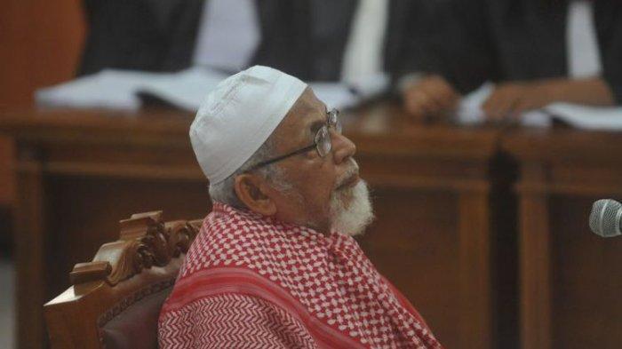 Dapat Remisi 55 Bulan, Abu Bakar Ba'asyir Akan Bebas Murni Jumat Mendatang