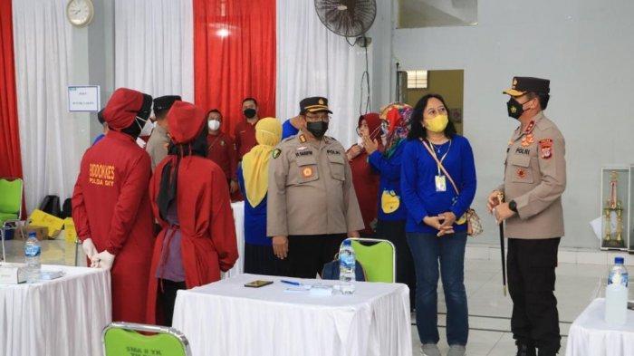 Inilah Sinergi Polda DIY dengan Alumni Angkatan 88 SMAN 8 Yogya dalam Percepatan Vaksinasi