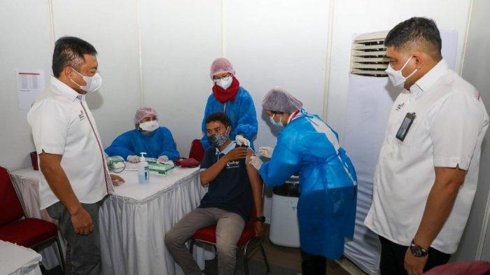 Vaksinasi Covid-19 TelkomGroup Telah Jangkau 100 Persen Karyawan