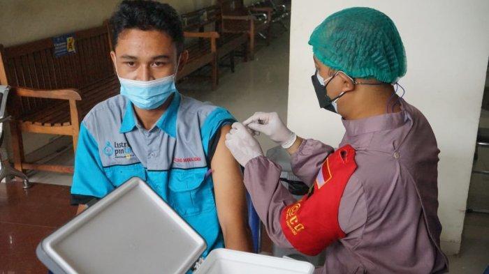 PLN dan RS Bhayangkara Semarang Lanjutkan Program 1.000 Vaksin Tahap Kedua