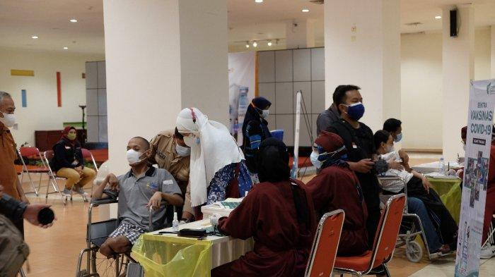 GKR Indonesia dan Dompet Dhuafa Gencarkan Vaksinasi Covid-19 untuk Warga Disabilitas