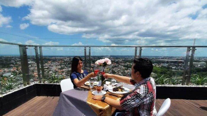 Hotel HARRIS Solo Tawarkan Valentine Dinner Romantis di Roof Top