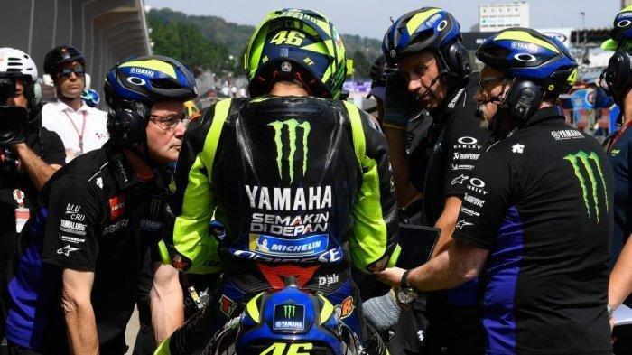 Jadwal MotoGP 2020 - Menatap Seri Perdana, Valentino Rossi Berusaha Buang Kekecewaan Musim Lalu