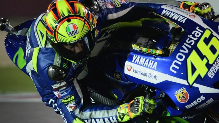 Link LIVE STREAMING Trans7 MotoGP Qatar -The Doctor Start Di Belakang Dani Pedrosa