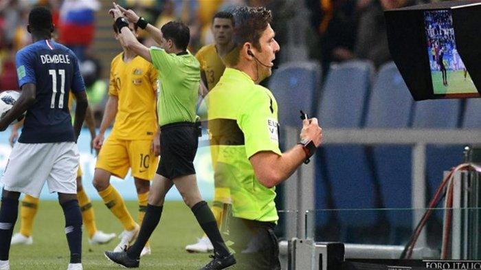 Tak Bisa Sembarangan, Ini Aturan dan Tata Cara Penggunaan Teknologi VAR dalam Piala Dunia 2018
