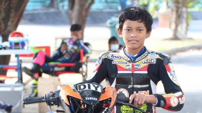 Atlet Balap Motor DIY Terjatuh saat Uji Coba Sirkuit PON XX Papua 2021