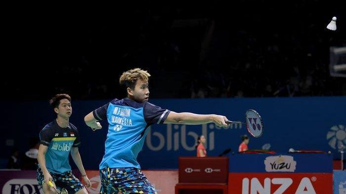 Video Live Streaming Indonesia Open 2019, Ahsan/Hendra vs Takuro/Yugo, Marcus/Kevin vs Junhui/Yuchen
