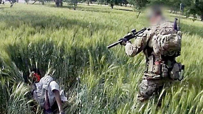 Video Prajurit SAS Eksekusi Warga Sipil di Afganistan Buat Perdana Menteri Australia Terguncang