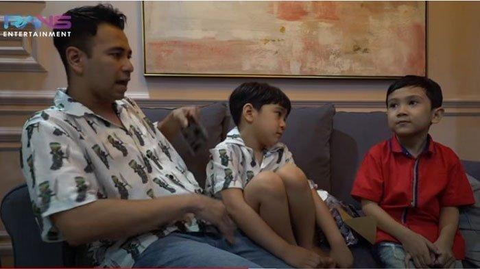 Video TikToknya Viral di Medsos, Arfa Bocah yang Mirip Rafatar Diundang Raffi Ahmad ke Rumahnya