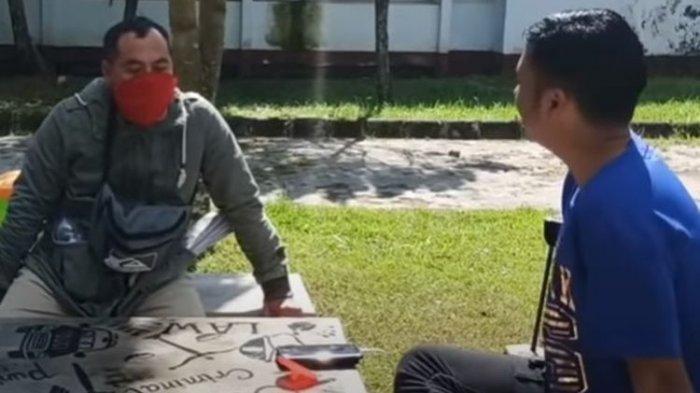 Viral Anak Laporkan Ibu Kandung, Kasatreskrim : Istighfar, Bos!