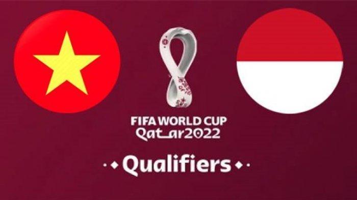 LIVE Streaming Vietnam vs Indonesia: Starting Line Up Pemain Skuat Garuda, LIVE SCTV Pukul 23.45 WIB