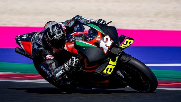 Berita MotoGP: Jelang Seri Aragon Spanyol, Menunggu Aksi Vinales Bersama Aprilia