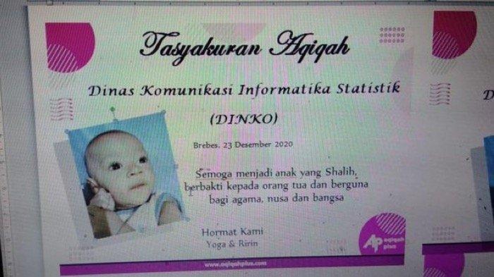 Dinas Komunikasi Informatika Statistik dan Ibunya