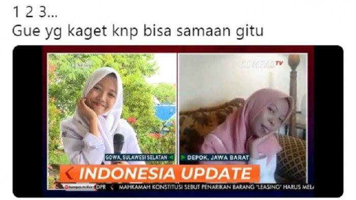 Viral Kisah Dua Kembar Identik Dipertemukan Lagi Setelah 16 Tahun Pisah Berkat Twitter