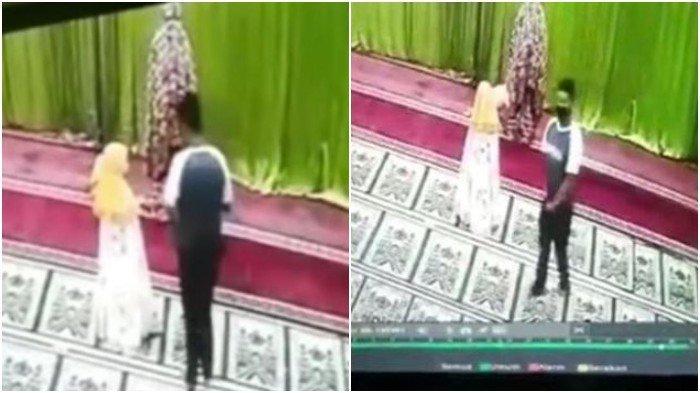 VIRAL MEDSOS: Pelecehan Seksual Anak Kecil oleh Pria di Masjid Pangkalpinang, Polisi Buru Pelaku