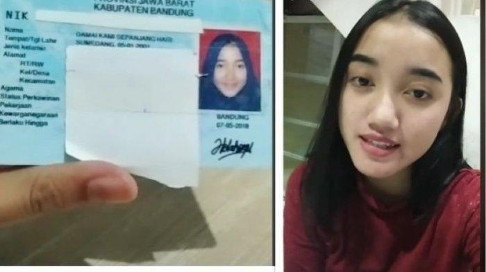 Viral TikTok Gadis Bandung Bernama Damai Kami Sepanjang Hari, Ternyata Ini Inspirasi Sang Ayah