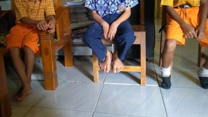 Viral Video 3 Murid SD Mengaku Lolos dari Penculikan, Pelaku Cegat Korban Pakai Mobil di Jalan Sepi
